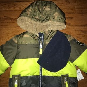 OshKosh B'gosh Jackets & Coats - NWT Osh Kosh Boys Jacket Size 5